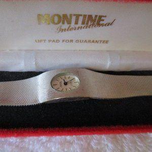 Vintage Montine International Ladies Wind Watch